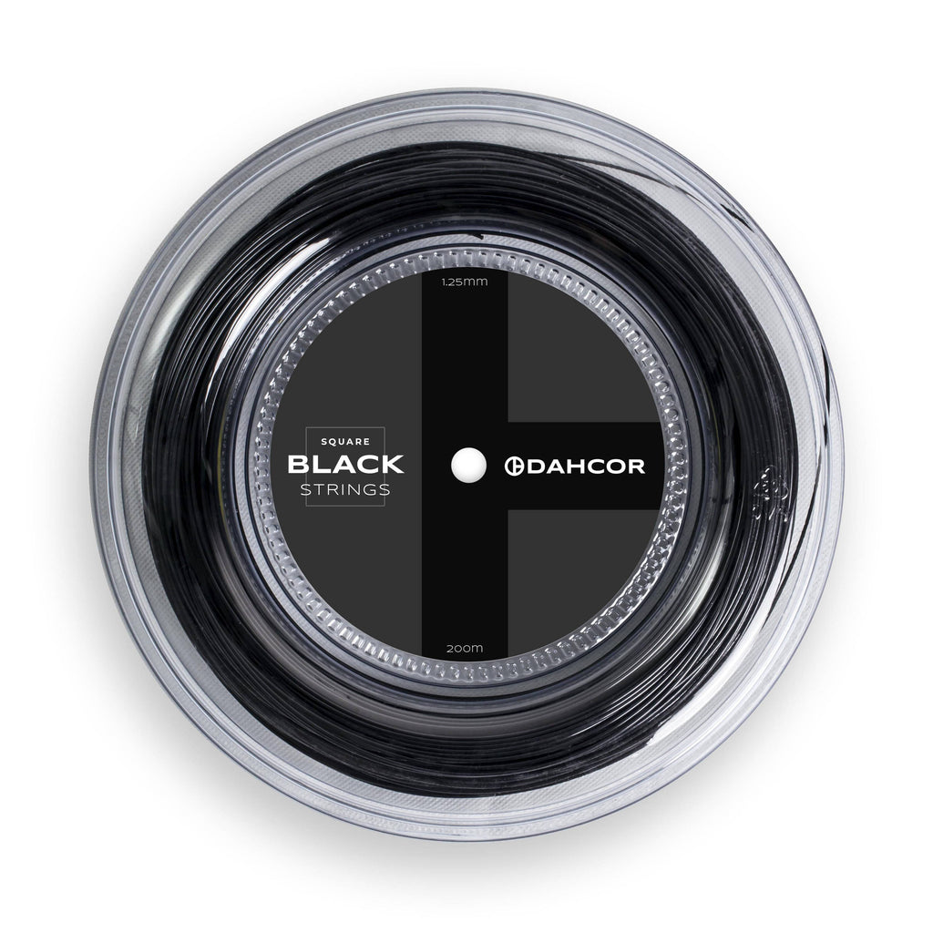 Black Square Strings Reel