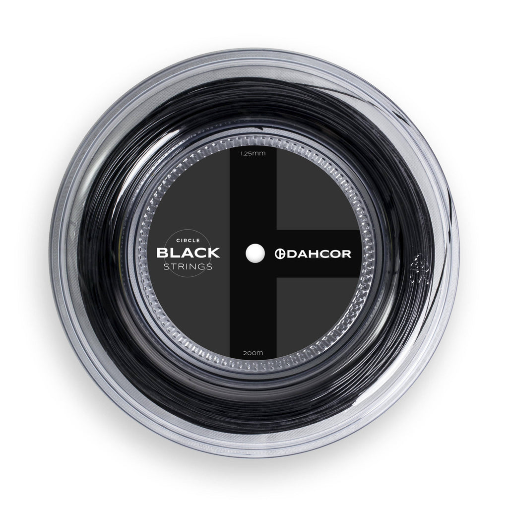 Black Circle Strings Reel