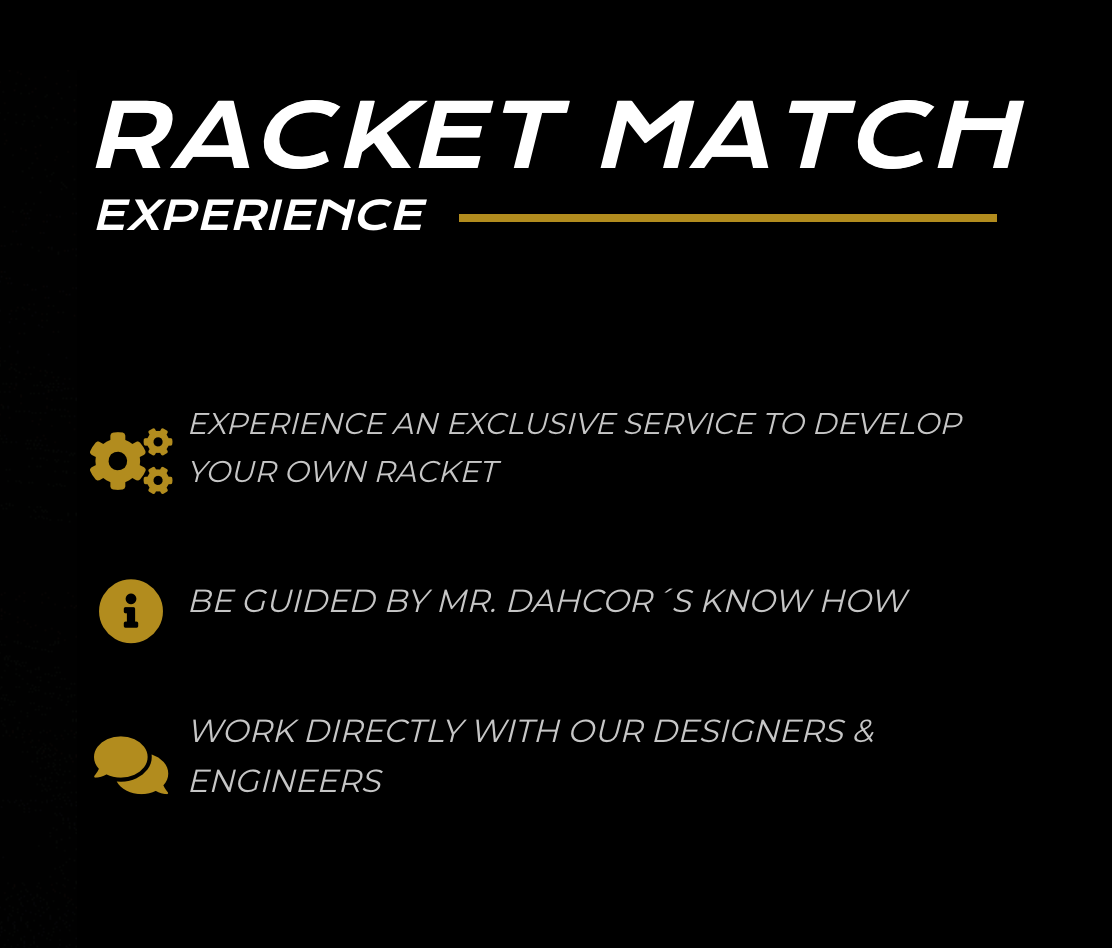Racket Match-Copy