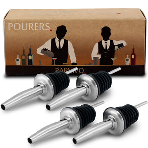 Liquor Pourers Set