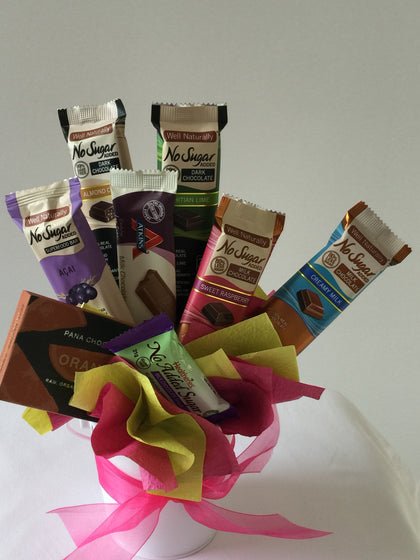 Diabetic chocolate gifts