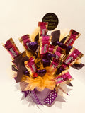Yummy Turkish Delight Chocolate Bouquet