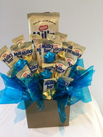 "White Chocolate Bouquet ""Milky Bar Kid"""