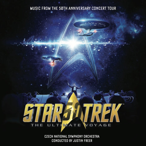 Star Trek: The Ultimate Voyage - Music From the 50th Anniversary Concert Tour