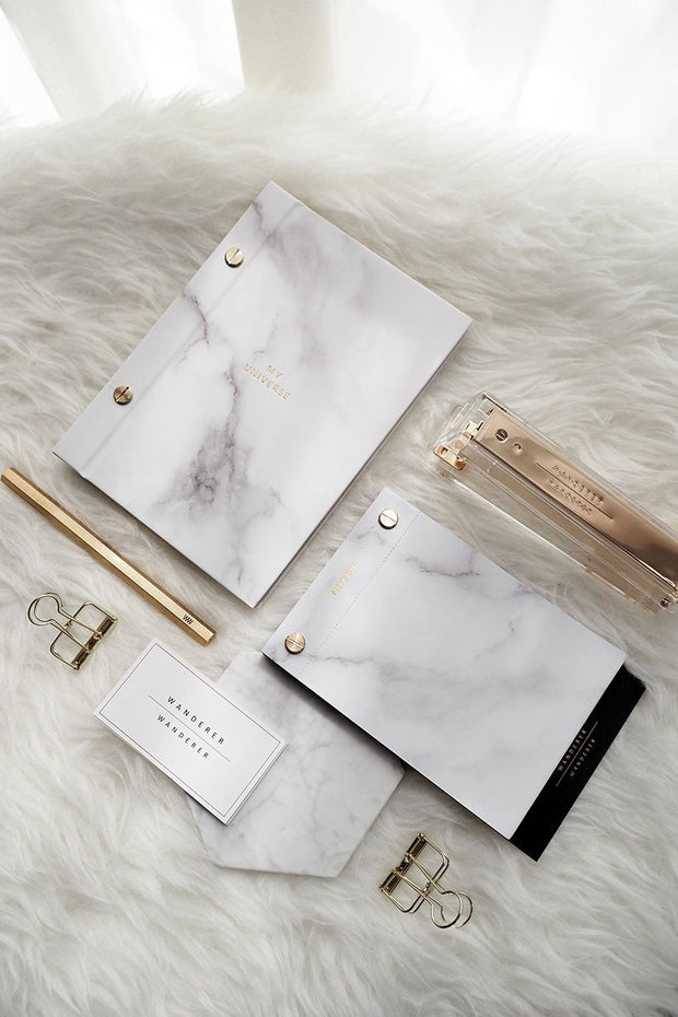 [ Your Life Gold ] Notepad , Apartment - Wanderer Wanderer, Wanderer Wanderer  - 7