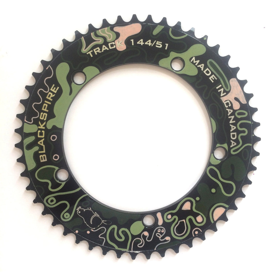 Blackspire Track Chain Ring BCD 144 // 51