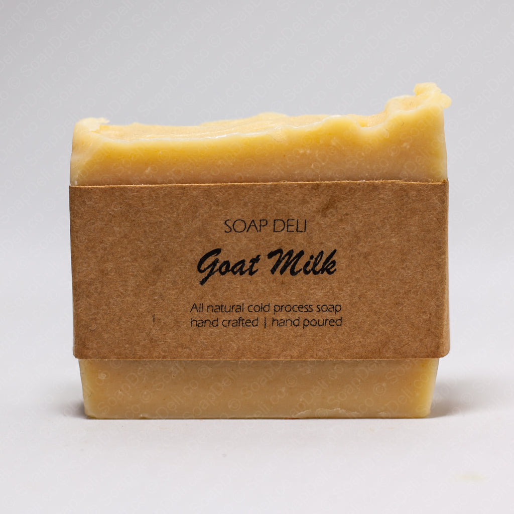Goat's Milk Soap (Unscented)
