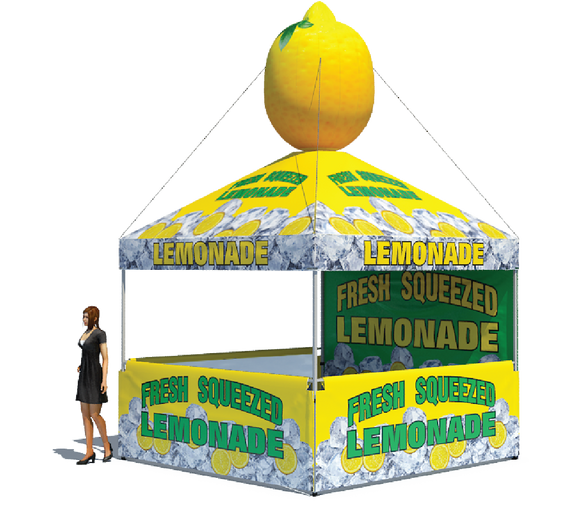 Lemonade Pop Up Canopy