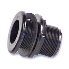 Lifegard Aquatics 1/2-Inch Double Threaded Bulkhead
