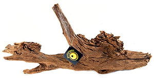 Galapagos Sinkable Driftwood is for fish that love to explore! Add driftwood to an terrarium or aquarium for turtles, freshwater fish, reptiles, frog and amphibians.