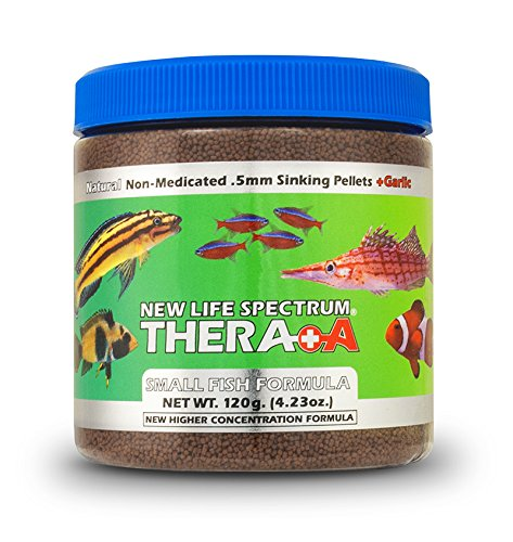 New Life Spectrum Thera A Small Fish 140g