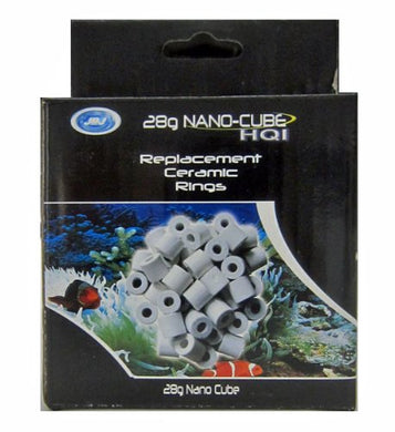 JBJ 28 Gallon Nano Cube Replacement Ceramic Rings