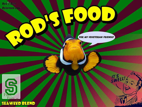 Rod`s Food Seaweed Blend 30 grams