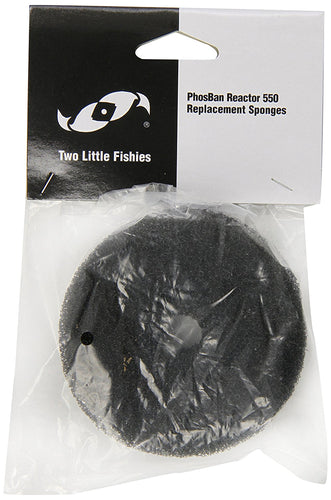 Two Little Fishies Foam Disks for 550 Model Reactor, Set of 2