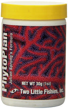 Two Little Fishies PhytoPlan Advanced Phytoplankton Diet, 30gm