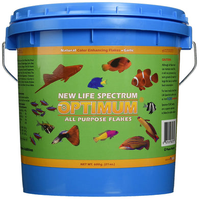 New Life Spectrum Optimum All Purpose Flakes for Fish
