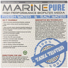 Marinepure High Performance Ceramic Biofilter Media