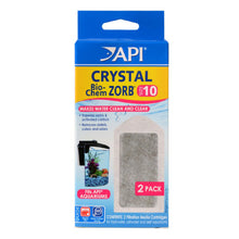 API Crystal Bio-Chem Zorb Internal Filter Cartridges, Size 10