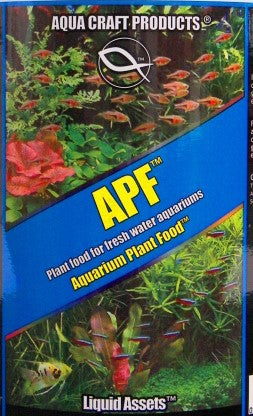 Aqua Craft Aquarium Plant Food 16oz (APF)