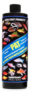 Aqua Craft Professional Aquarium Treatment (P.A.T.)16 oz.