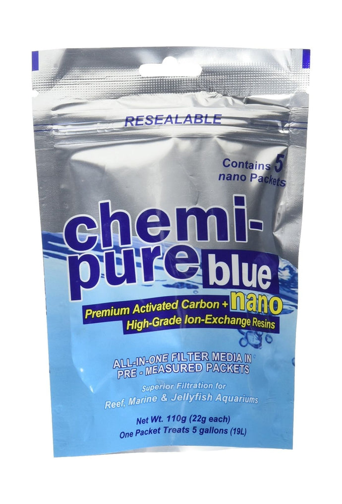 Boyd Enterprises Chemi Pure Blue Nano packets for smaller aquariums!