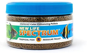 New Life Spectrum Tropical Fish Regular 80g
