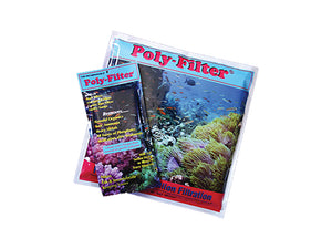 Mechanical Filtration Media, Filter Pads, Poly Bio Marine Poly Filter Pads,  Carbon and Chemical Aquarium Filtration Media  Poly Bio Marine Poly Filter Pads