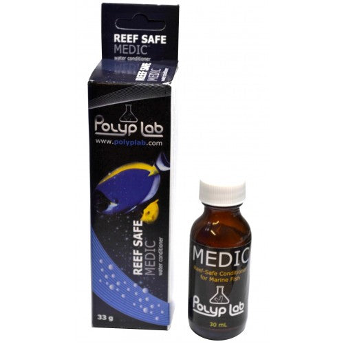 PolypLabs Medic 30ml Reef Safe Fish Mediciation