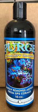 Underwater Creations Purge Acropora Eating Flatworm Treatment
