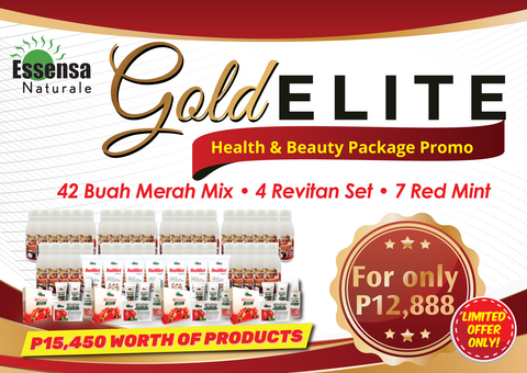 ORGANIKO - GOLD ELITE C  (DISTRIBUTORS KIT)