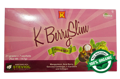 Kberry Slim by Essensa Naturale