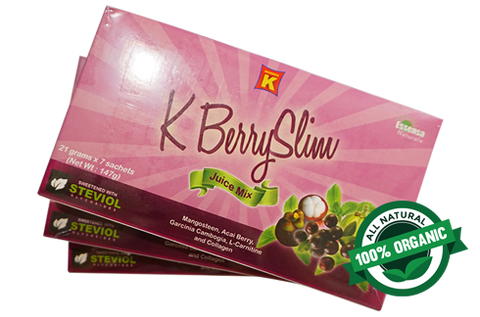 Kberry Slim - Super Sulit A ( 3 boxes)