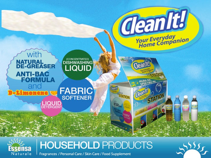 Clean It Powder Detergent