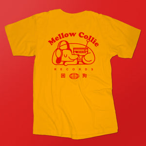 Mellow Collie Records T-shirt