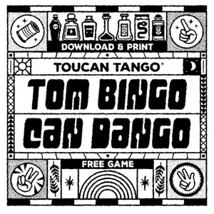 Tom Bingo Can Dango - Free Download Card Game