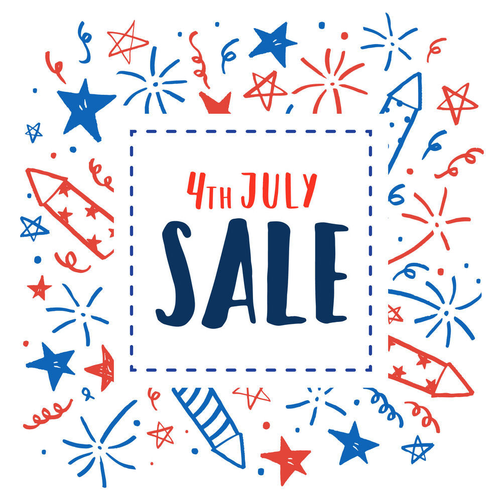 Independence Day 25% Off Sale