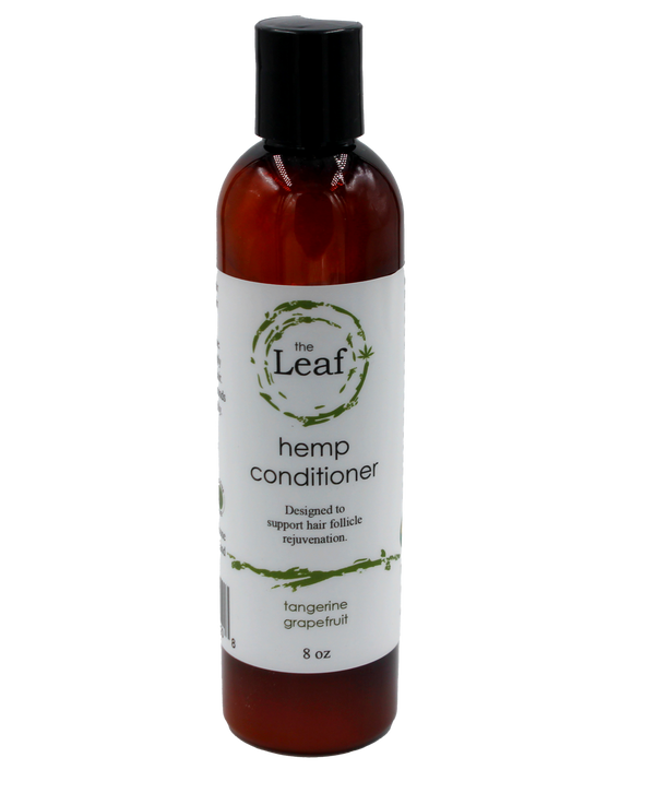 Conditioner w/Hemp Seed Oil 8 Oz