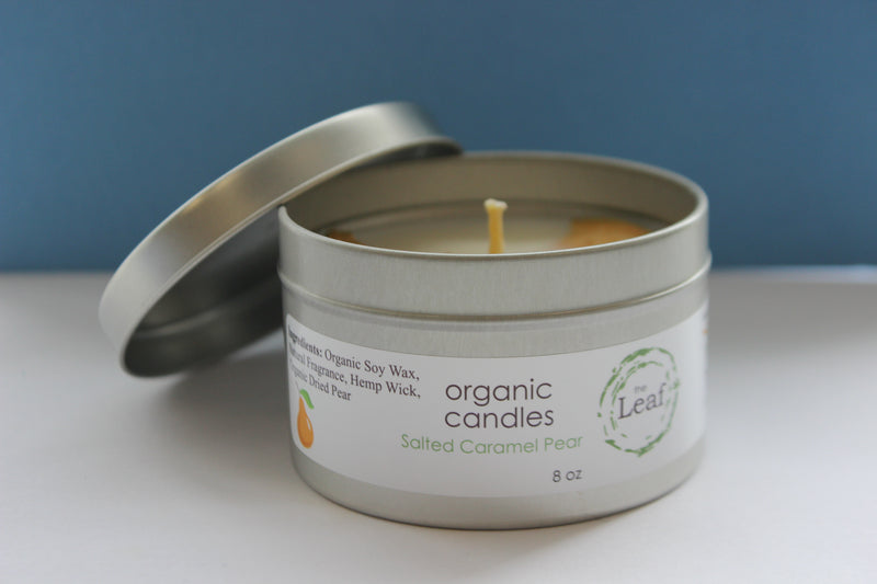 Candle - Salted Caramel Pear