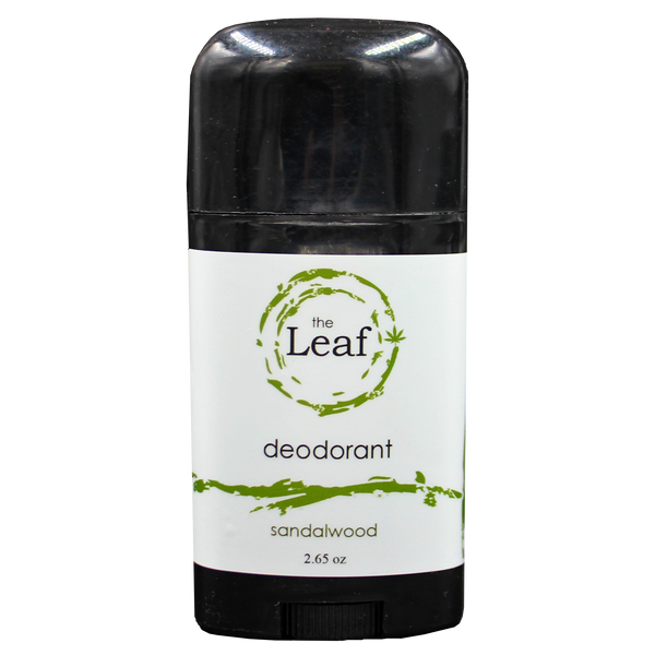 Deodorant w/Hemp Seed Oil - Sandalwood