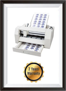 "110V A3+ 13""x19"" Sheet Cutting Machine, Sheet to Sheet Color Lable Cutter + 2 YEARS WARRANTY"