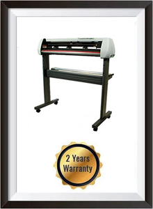 "34"" Vinyl Cutter with Stand with Cutter Software - New + 2 YEARS WARRANTY"