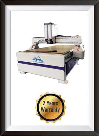 51in x 98in 1325 Multifunctional CNC Router, with Vacuum System + 2 YEARS WARRANTY