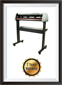 "53"" Vinyl Cutter with Stand with Cutter Software - New + 2 YEARS WARRANTY"