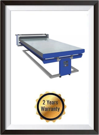67in x 126in Flatbed Hot and Cold Laminator for Rigid & Flex Media + 2 YEARS WARRANTY