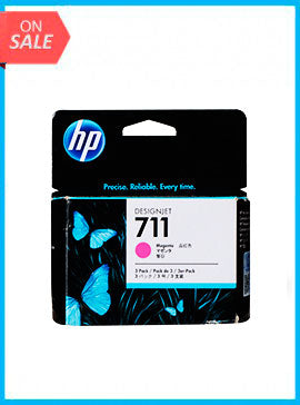 HP 711 Magenta Ink Cartridge
