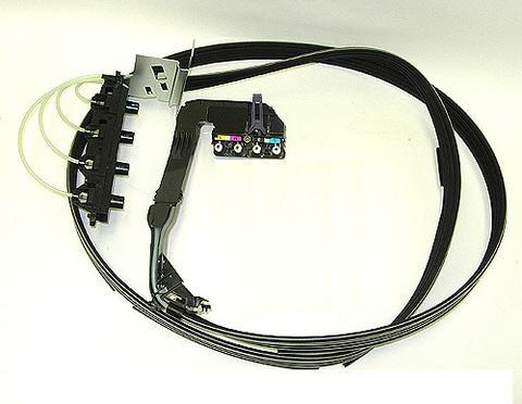 HP C7770-60310 Ink Tube Assembly 42