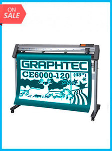 "Graphtec CE6000-120 48"" Cutter - New"