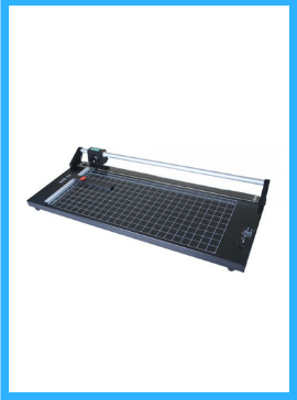 24 Inch Manual Precision Rotary Paper Trimmer, Sharp Photo Paper Cutter
