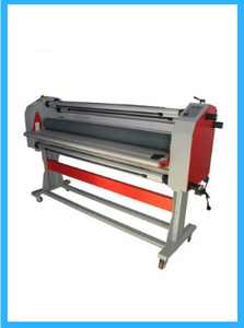 "Ving 67"" Full - Auto Pneumatic Low Temp Cold Laminator with Trimmer, Get Free Cold Laminating Film"