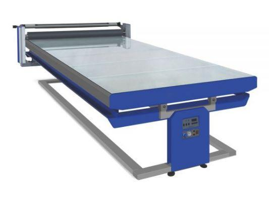 51in x 98in Flatbed Hot and Cold Laminator for Rigid & Flex Media